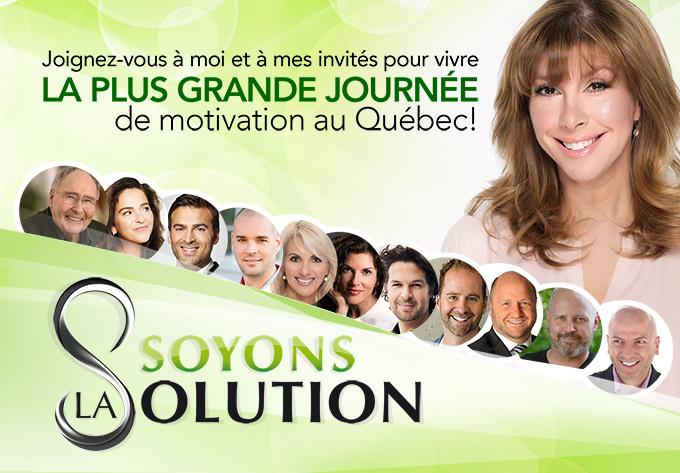 Soyons la solution, samedi 21 octobre 2017 - Laval
