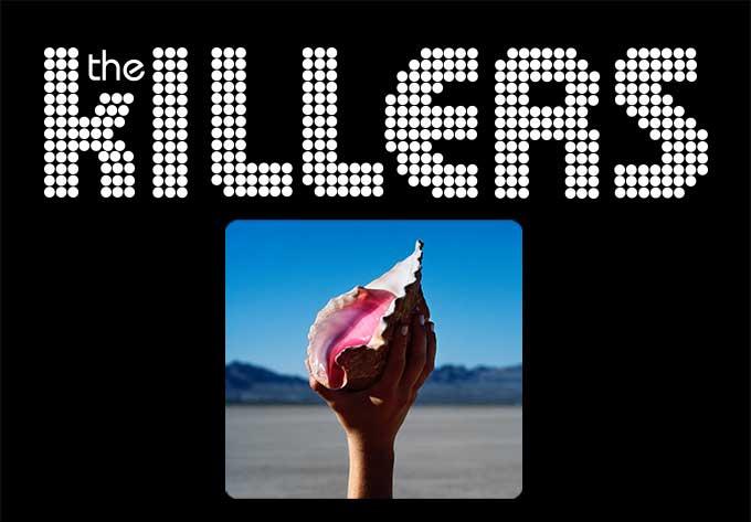 The Killers, samedi  6 janvier 2018 - Laval