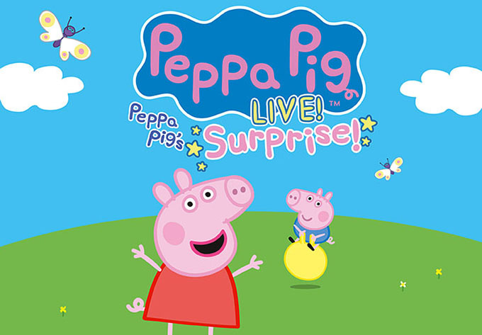 Peppa Pig Live!, Sunday, May  6, 2018 - Laval