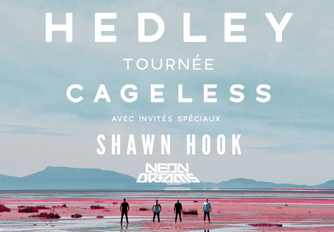 Hedley, Wednesday, February 21, 2018 - Laval