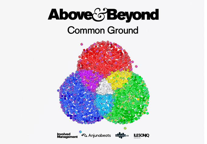 Above & Beyond, samedi  3 février 2018 - Laval