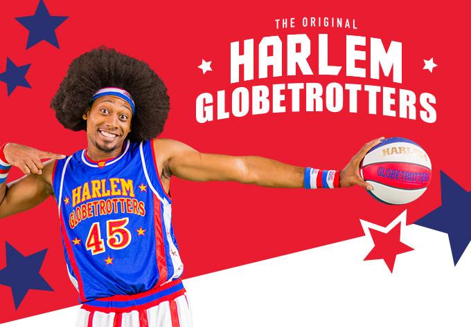 Harlem Globetrotters, Thursday, April  5, 2018 - Laval