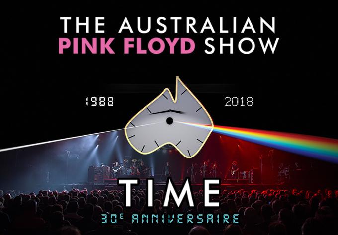The Australian Pink Floyd, dimanche 21 octobre 2018 - Laval