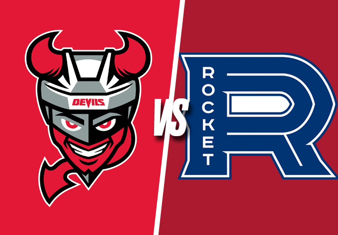 LAVAL ROCKET vs. BINGHAMTON DEVILS, Wednesday, March 27, 2019 - Laval