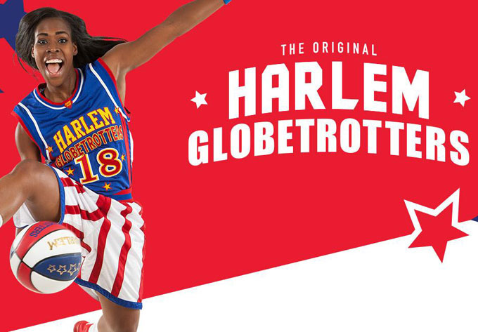 Harlem Globetrotters, Saturday, March 30, 2019 - Laval
