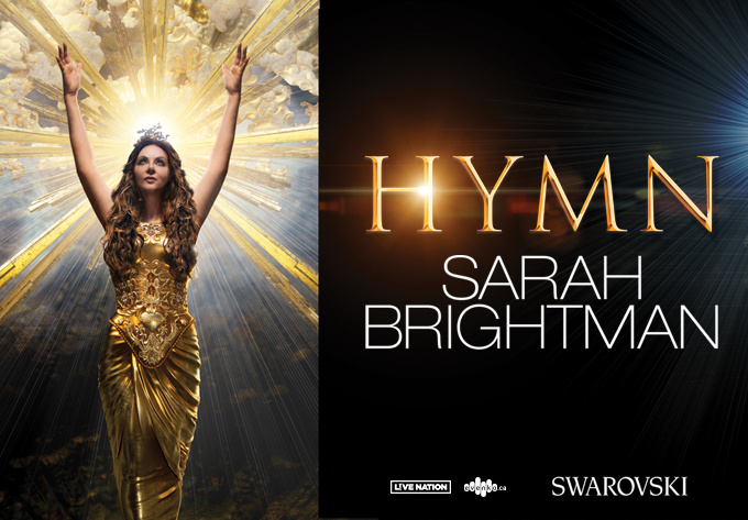 Sarah Brightman, Saturday, February  9, 2019 - Laval