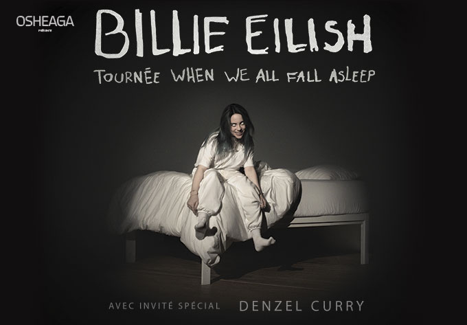 Billie Eilish, mercredi 12 juin 2019 - Laval