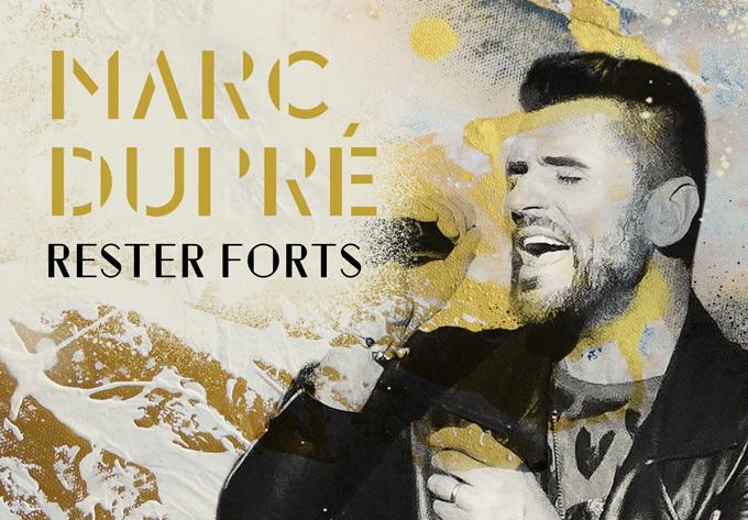 Marc Dupré, Saturday, November 30, 2019 - Laval