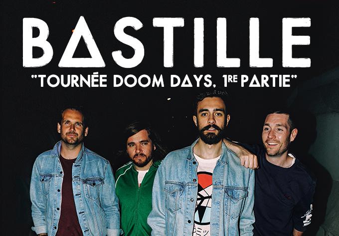 Bastille, Wednesday, September 18, 2019 - Laval