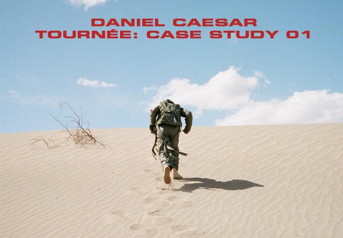 Daniel Caesar, Tuesday, November 12, 2019 - Laval